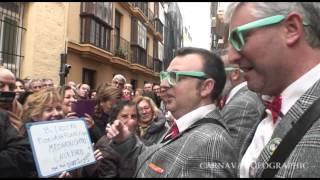 """LOS BARBAPASTA - Chirigota del Perchero - """"Piropo a Cullera y Medina del Campo"""""""