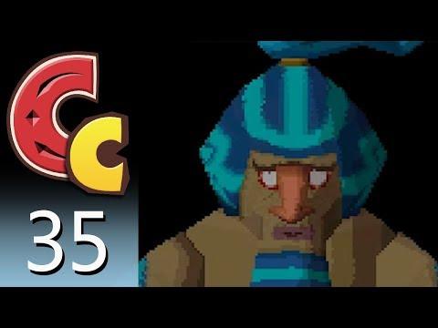 The Legend of Zelda: Phantom Hourglass – Episode 35: Fourth Knight Dances
