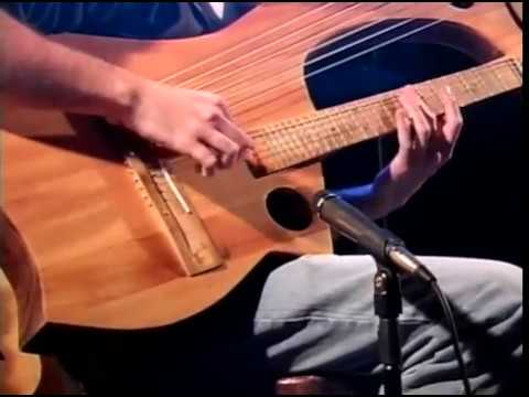 Travis Bowman - The Friend Zone - Harp Guitar