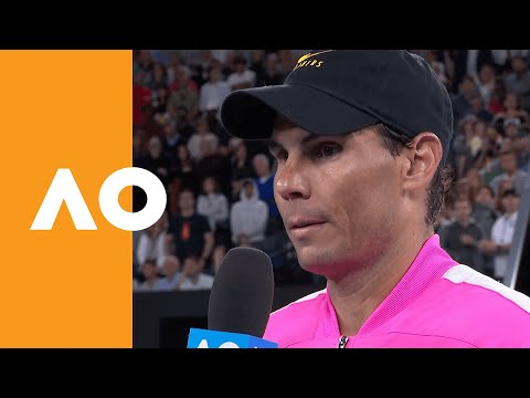 """Rafael Nadal: """"Against Nick you are never in control!"""" 