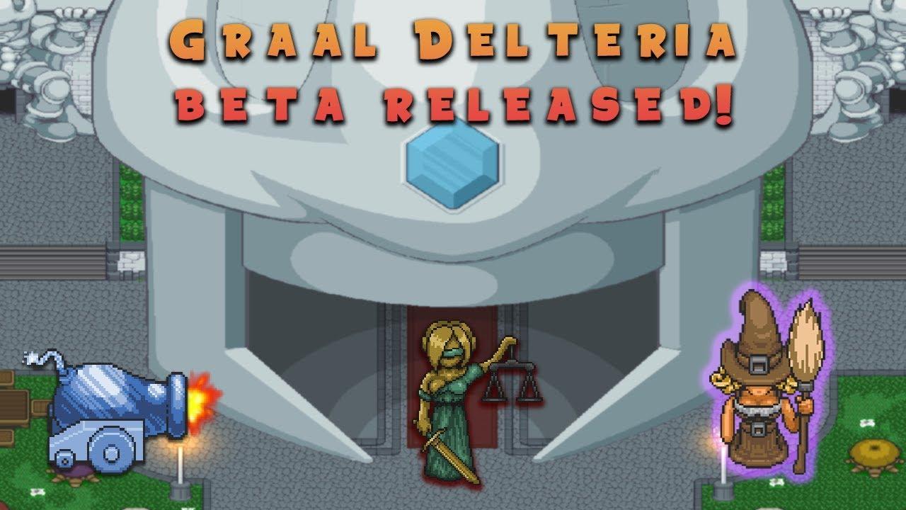 About graal delteria   new year 2018 review   vlog 8   graal.