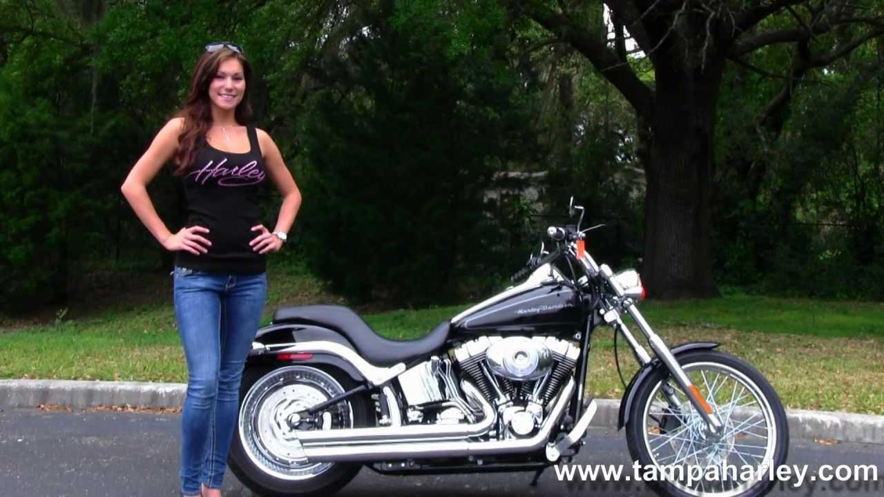 Harley Davidson Softail Deuce Value