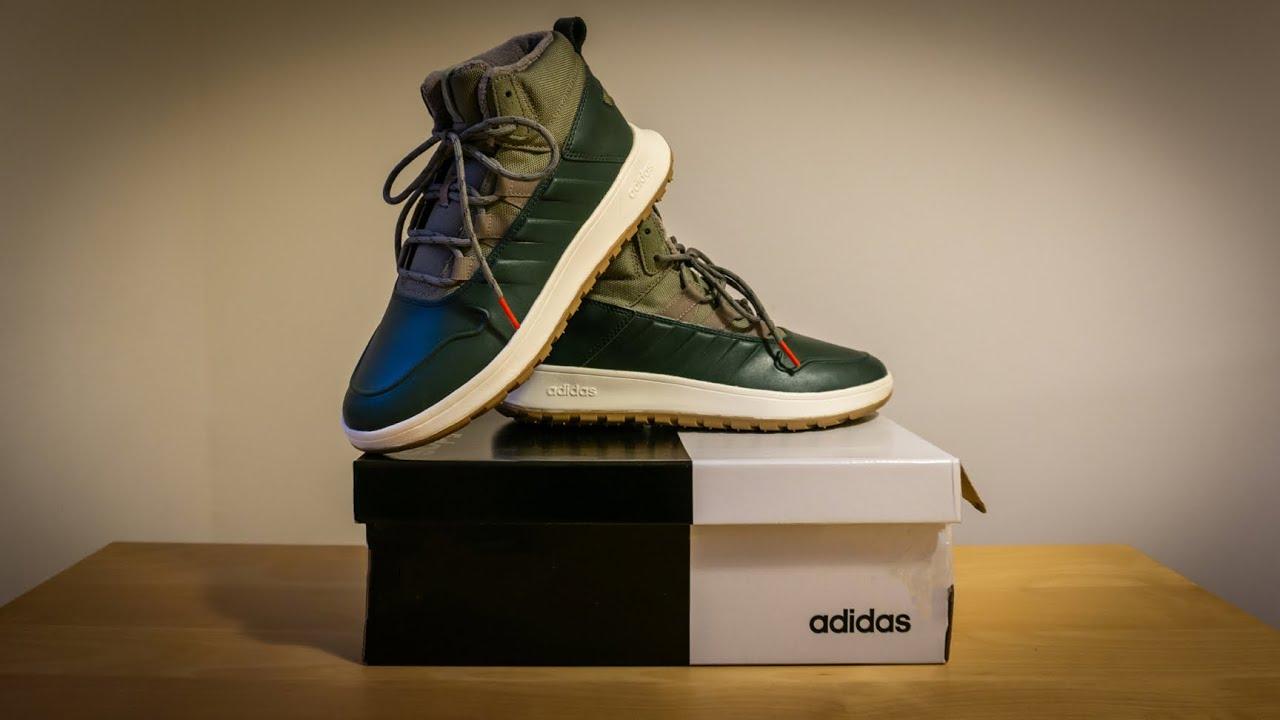 Unboxing Adidas Fusion Storm WTR
