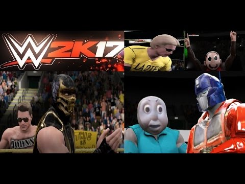 WWE 2k17 Episode 34 Daniel the D's Lawyer (CRAZY EPISODE)