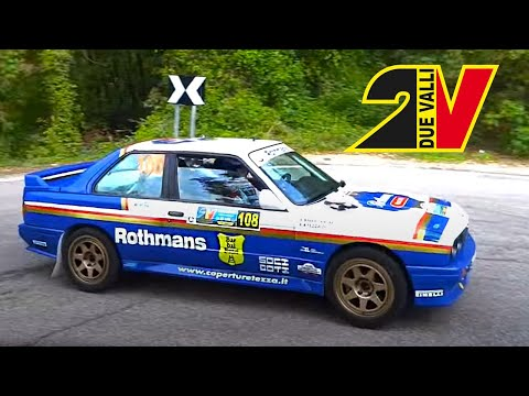 Rally Due Valli 2015 Pure Sound Show HD