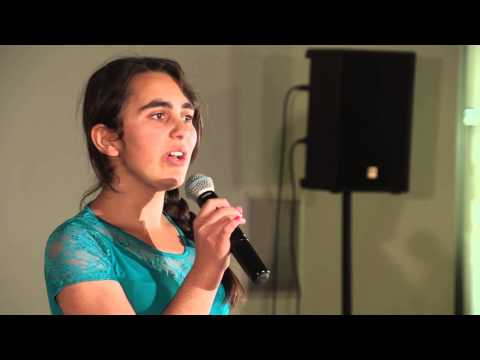 Build your community instead of leaving it | Juliet Baghdasaryan | TEDxKids@Yerevan