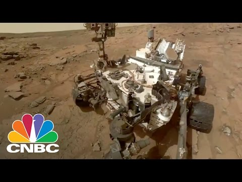 NASA Looks To Colonize Mars Within 20 Years: Bottom Line | CNBC