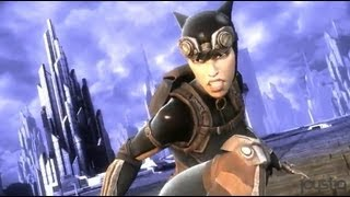 Injustice Gods Among Us - S.T.A.R LABS  CATWOMAN - ☆☆☆ COMPLETE