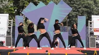 Genero'17 Group Dance Performance   The Nameless Crew   ABESEC