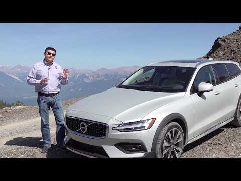 2020 Volvo V60 Cross Country | The On-Road Focused Off-Roader