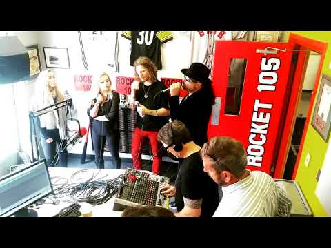 Trans-Siberian Orchestra Live Acoustic Radio 11/15/17 Rocket 105 FM Erie,PA TSO