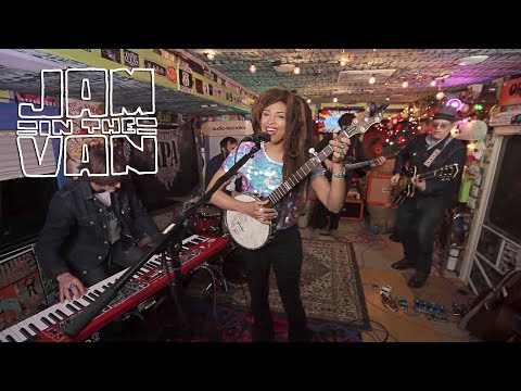 "VALERIE JUNE - ""Got Soul"" (Live at JITV HQ in Los Angeles, CA 2017) #JAMINTHEVAN"
