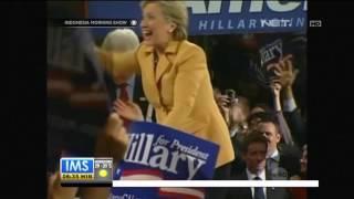Hillary Clinton, Calon Terkuat Kandidat Presiden Partai Demokrat