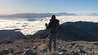 Mt. Baldy - Overnight with a 25L Pack