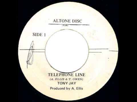 Tony Jay - Telephone Line