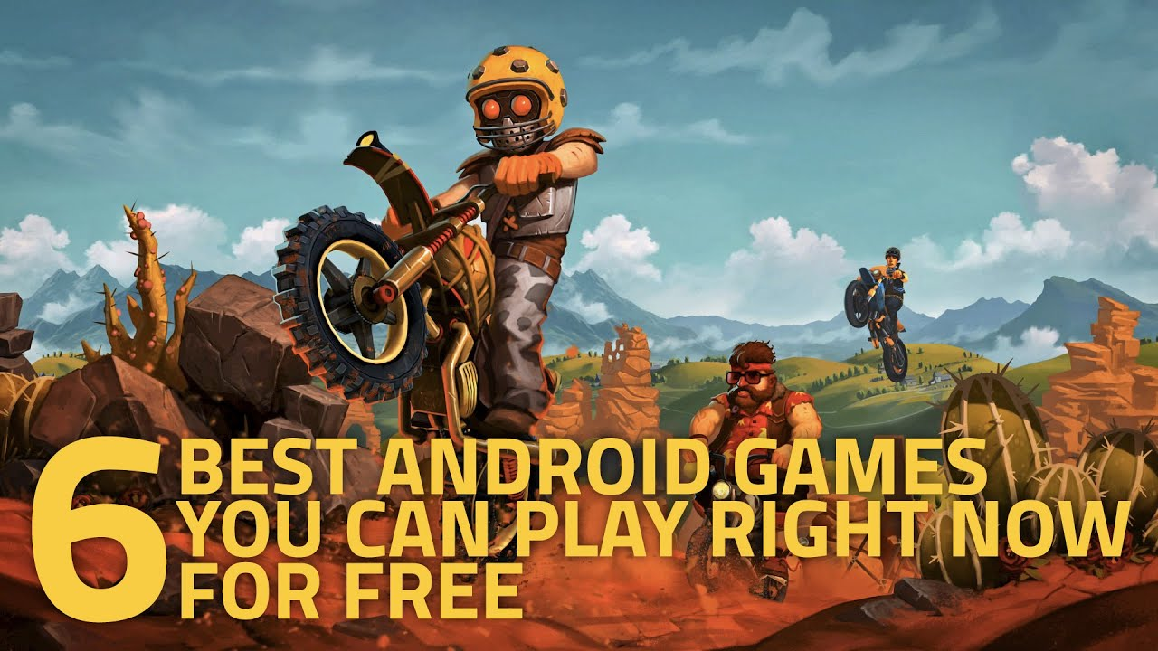6 Best Free Android Games You Can Play Right Now Youtube