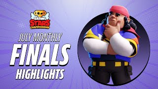 July Monthly Finals Highlights