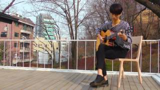 Gambar cover (Sungha Jung) Riding A Bicycle - Sungha Jung