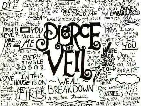 Pierce the Veil Drella lyrics