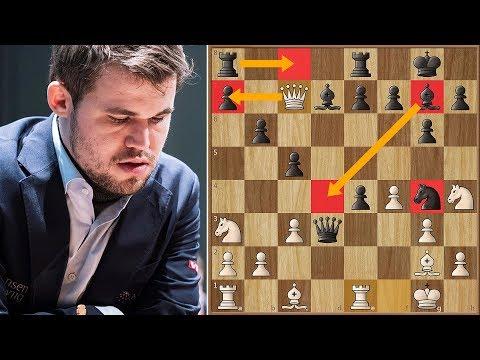 A Winning Position against Carlsen isn