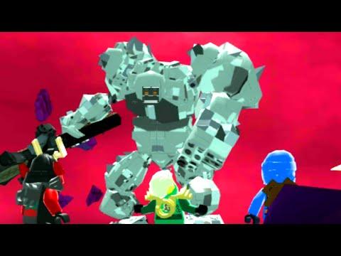 LEGO Ninjago Shadow of Ronin Defeat The Final Boss, THE END