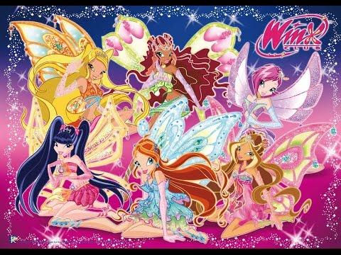 Winx Club: Bloomix Quest Full Episodes Nick Jr New | Клуб Винкс - Блумикс квест