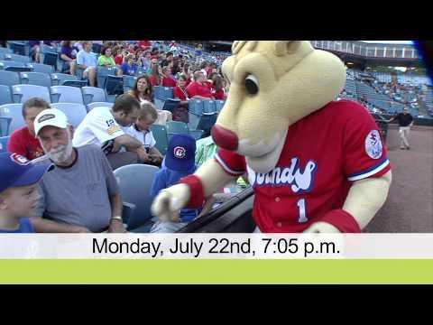 Allergy Asthma & Sinus Center: Peanut-Free Night at Greer Stadium