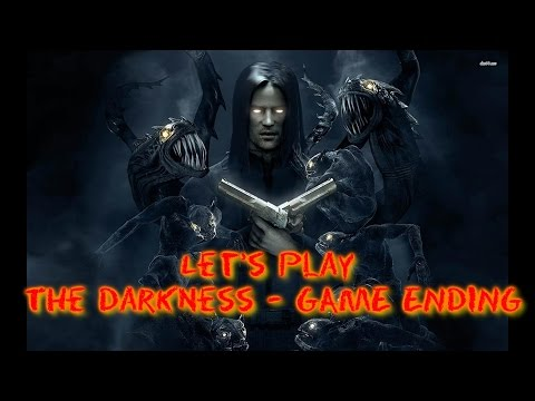 GAME ENDING (Live Stream) Let's Play The Darkness 1 - Part 3