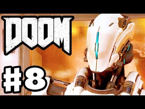Let's Play DOOM 4 Part 8: A Brighter Tomorrow!