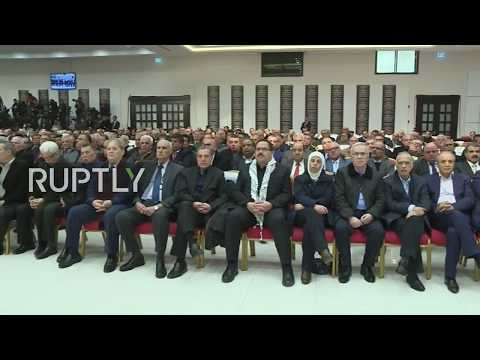 LIVE: Abbas speaks at Palestinian Central Council meeting in Ramallah