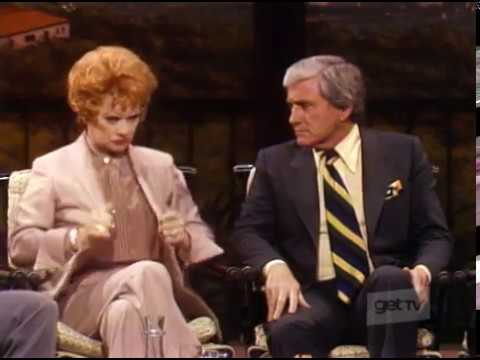 Lucille ball and dick van dyke
