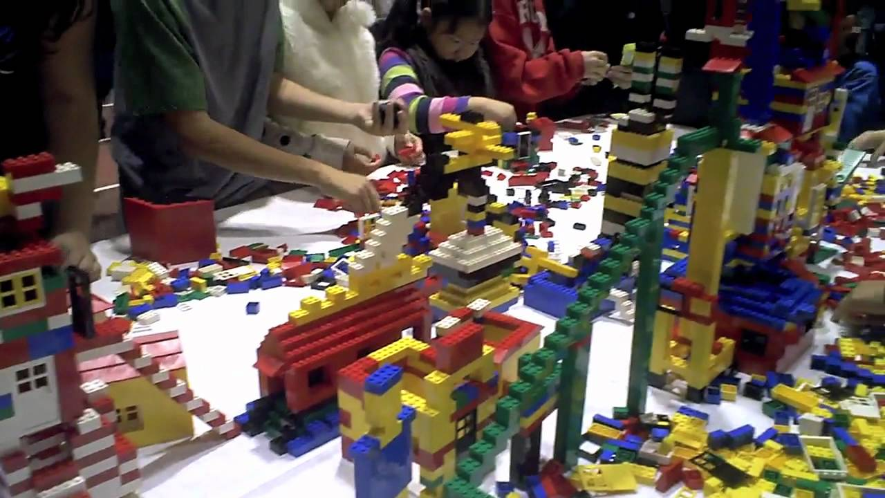 how to build a lego city youtube