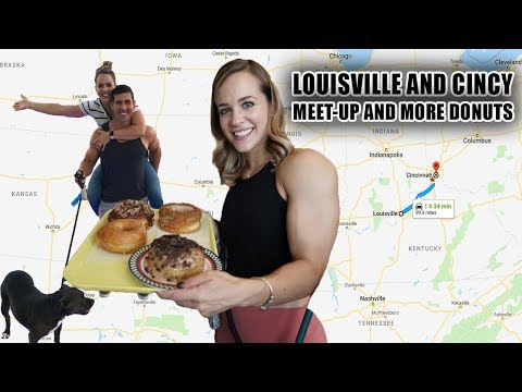 Louisville And Cincy - Meet Up - More Donuts And Dessert