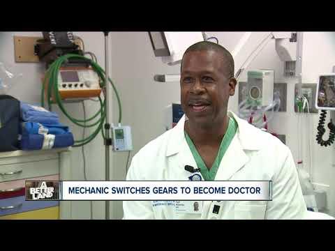 V Mornings - Auto Mechanic Fulfills Lifelong Dream to Become a M.D. Doctor #GoodNews