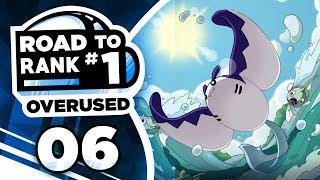 Pokemon Showdown Road to Rank 1: Pokemon Ultra Sun & Moon OU w/ PokeaimMD #6