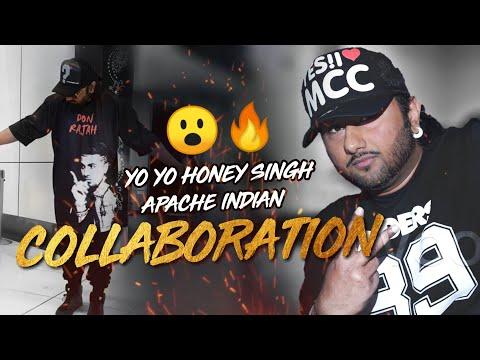Yo Yo Honey Singh & Apache Indian (Don Raja) Collaboration🤔?? | Latest News 2018