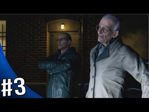Watch Dogs Walkthrough Part 3 Gameplay Let's Play - I'm The Driver
