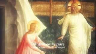 Santa Caterina da Bologna 15th. c.: Deh dime se
