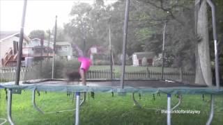 Annie the Gymnast   New Soul   Gymnastics Montage Resimi
