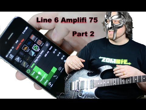 line 6 amplifi 75 part 2 playing with hero tone youtube. Black Bedroom Furniture Sets. Home Design Ideas