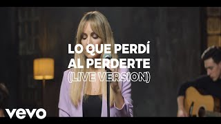 Смотреть клип Edurne - Lo Que Perdí Al Perderte
