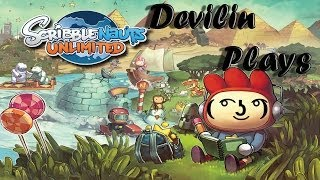 Scribblenauts Unlimited With Devilin And Tyler Part 5 Flying Dalmatian