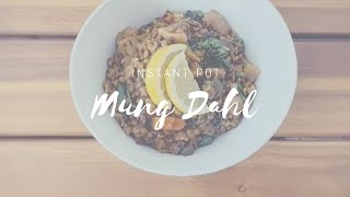 Healing Dahl - nourishing Instant Pot Meal