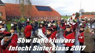 25-11-2017  Sinterklaas intocht Sbw Baliekluivers Woldendorp.