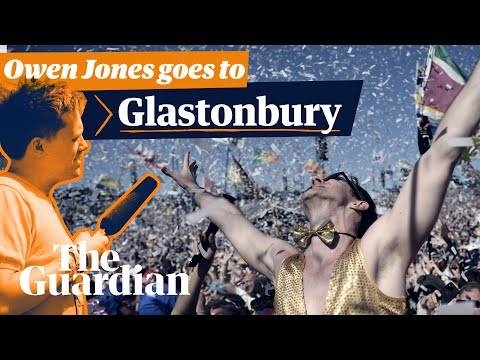 Owen Jones goes to Glastonbury | 'The queer corner is for getting off with people'