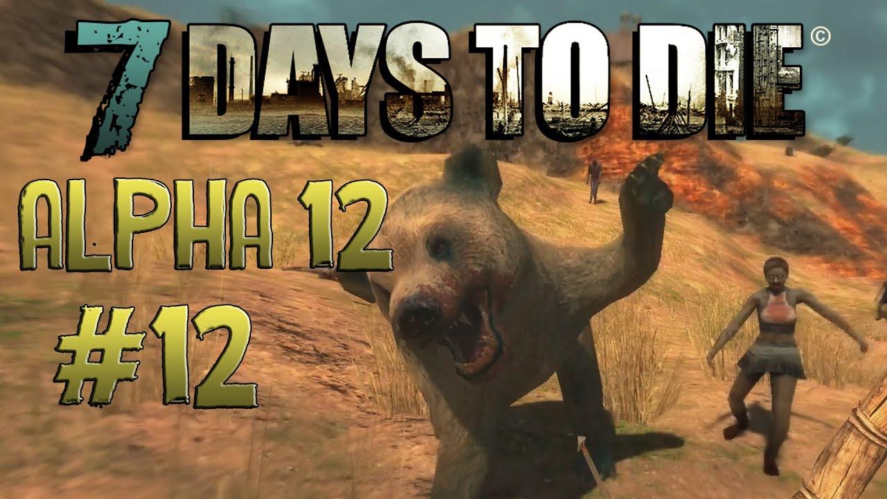 7 Days To Die Mit Freunden Spielen