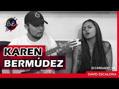 KAREN VANESSA BERMUDEZ - LA BATALLA DEL AMOR