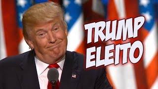 Eleições nos Estados Unidos, Donald Trump ganhou, e agora?