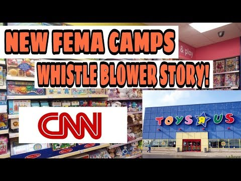 NEW FEMA CAMPS DISCOVERED! Survivor tells their story | TrutherDave