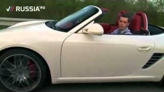 Тест-драйв.  Porsche Boxster S